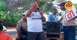 Detienen en la cárcel de La Pica a un dirigente sindical de la ferrominera