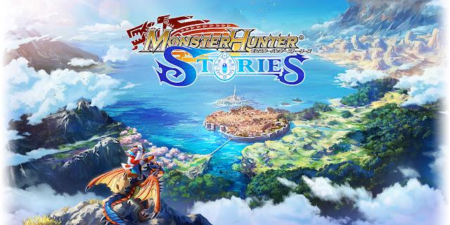 Monster Hunter Stories llegará a lo largo de este mismo otoño a 3DS