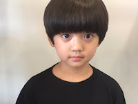 Profil Aktor Cilik Kim Kang Hoon