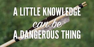 अधूरा ज्ञान