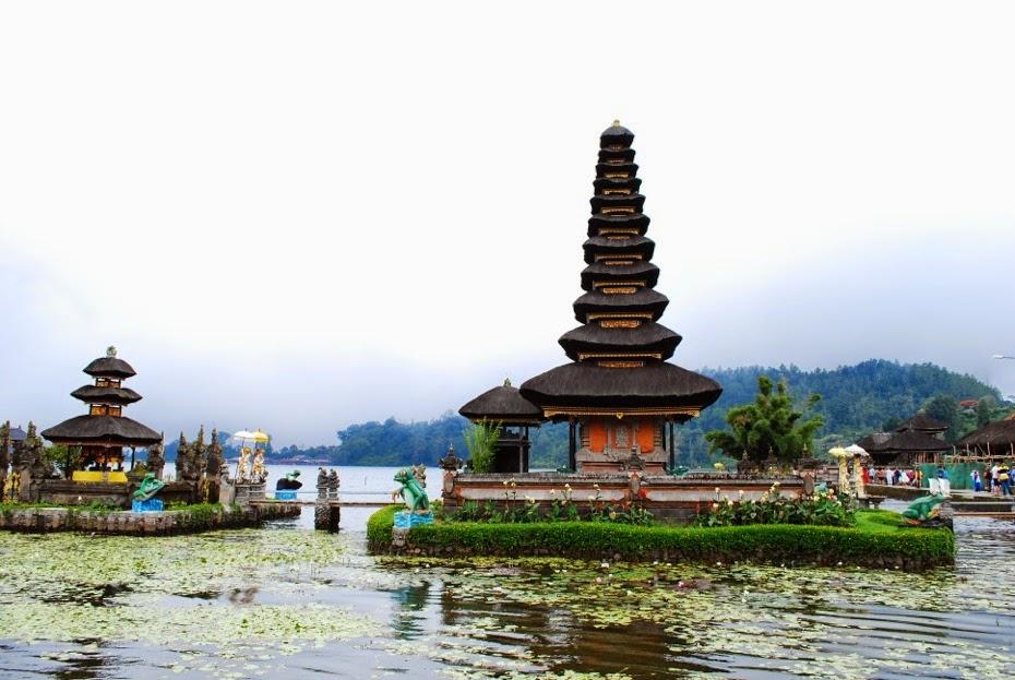 Bali_il tempio sul lago