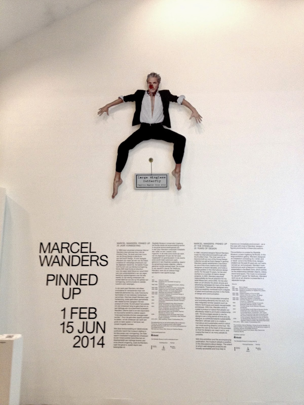 Marcel Wanders Pinned Up.Brankopopovicblog Marcel Wanders Pinned Up At The Stedelijk