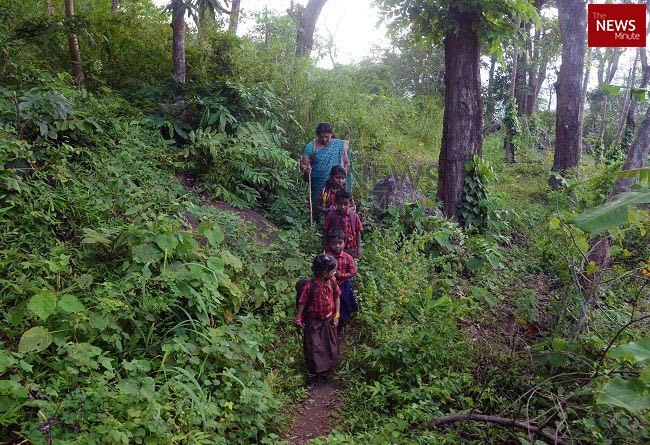 For 17 years, teacher Ushakumari has been rowing a boat and trekking through forests to teach tribal children as the lone teacher of the school