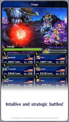 Download Final Fantasy Brave Exvius Mod Apk Terbaru Gratis