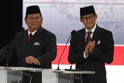 Purwakarta Istimewa, Prabowo-Sandi Sapu Bersih Seluruh Kecamatan