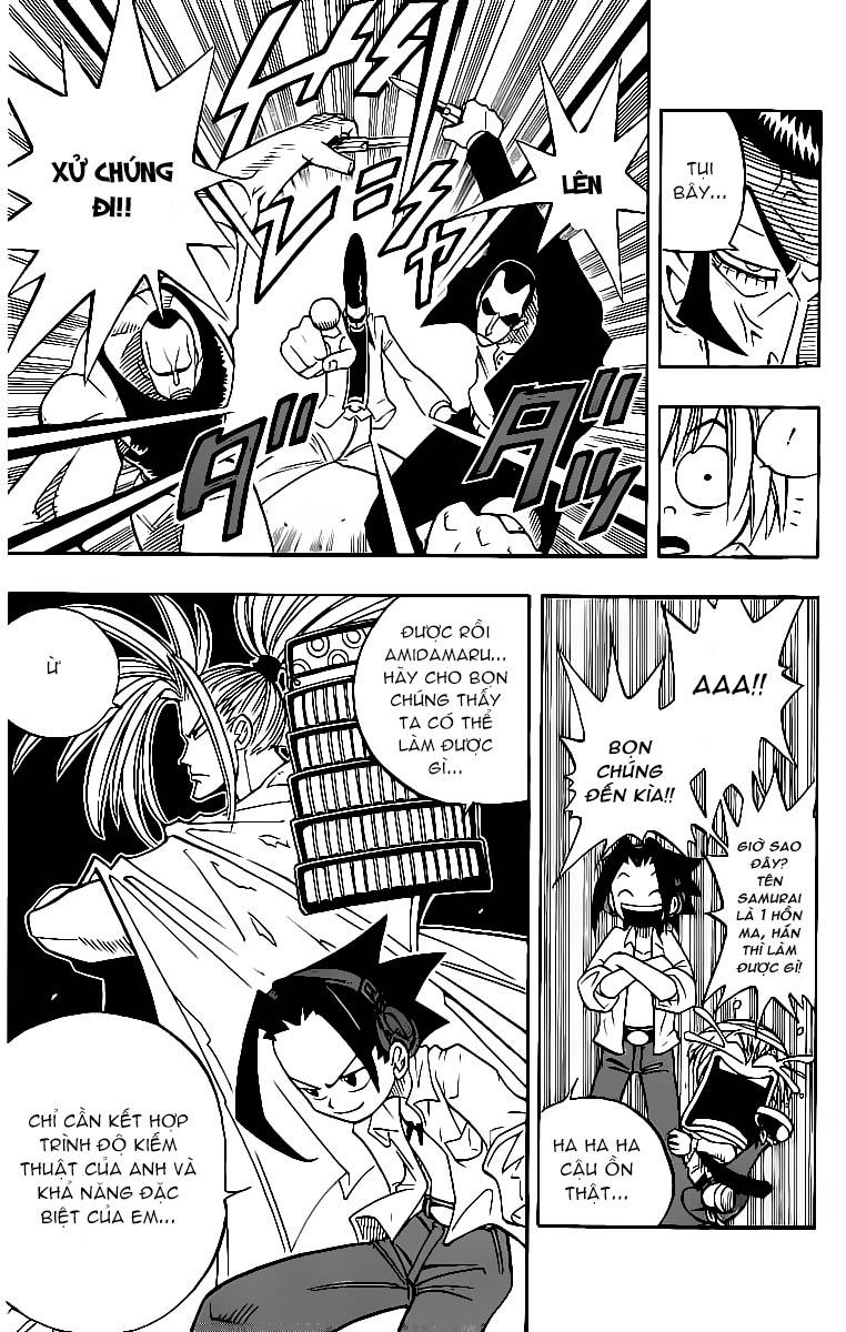 Shaman King [Vua pháp thuật] chap 1 trang 46