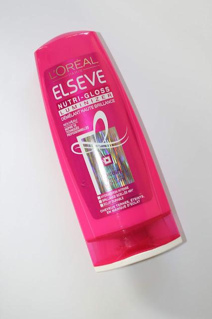 Démêlant Haute-Brillance Nutri-Gloss Luminizer - Elseve - L'Oréal