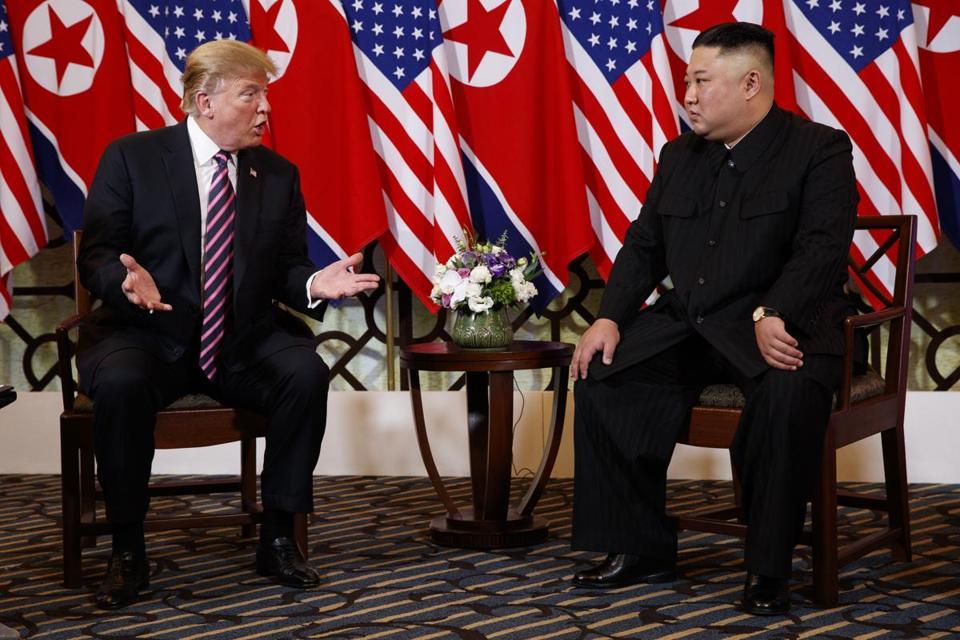 Donald trump, north korea, united states, Hanoi, US president, trump news