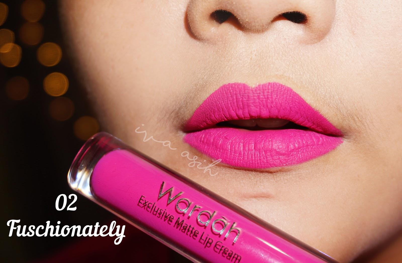 Review Wardah Exclusive Matte Lip Cream 02 03 Ivas Beauty Journey Mate Overall Aku Rekomen Kok Buat Temen Yang Lagi Cari Tapi Budgetnya Terbatas Beli Liquid Lipstick