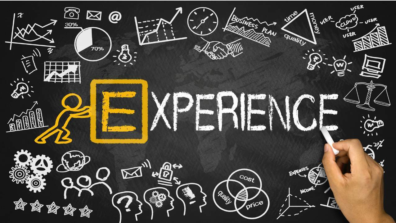 the best quotes on experience