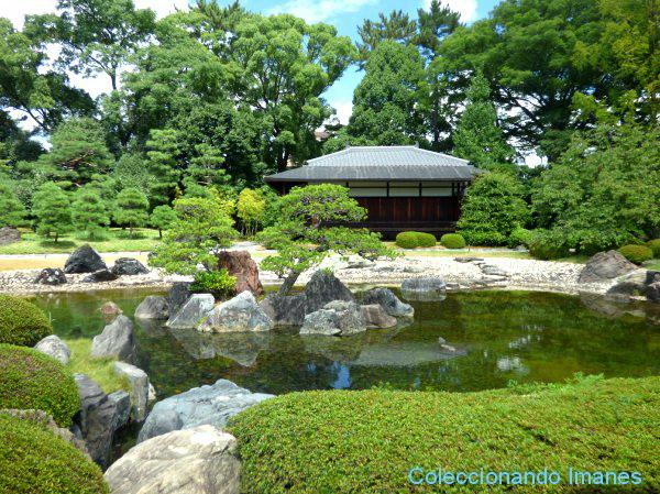 Jardines de Seyruen, Kyoto
