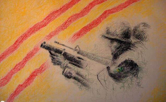 """Résultat de recherche d'images pour """"người lính không bao giờ chết"""""""