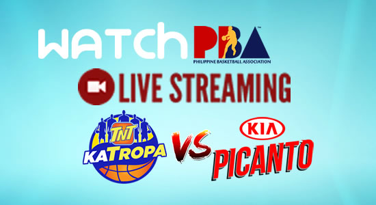 Livestream List: TNT vs Kia game live streaming January 31, 2018 PBA Philippine Cup