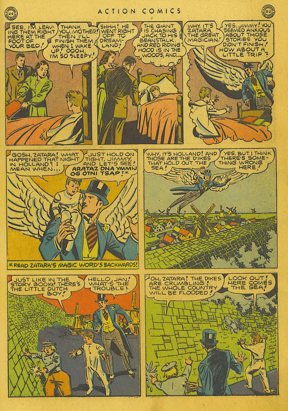 Action Comics (1938) 82 Page 42