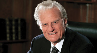 Billy Graham Devotions 24th February 2020 - He Is Merciful