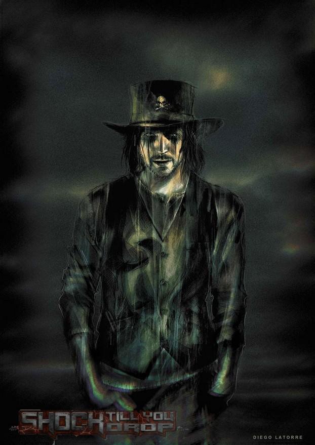 The Crow de Juan Carlos Fresnadillo