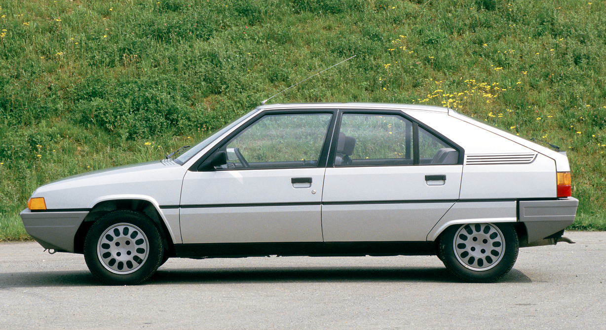 Citroën BX Service and Repair Manual
