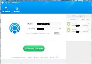 Menjadikan Komputer PC sebagai Wifi Router dengan Menggunakan Software Virtual Wifi Router