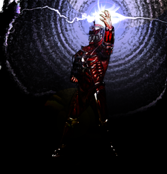 Lord Zedd to appear in the MIghty Morphin Power Rangers Reboot