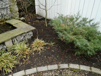 Summerhill after Toronto spring garden cleanup by Paul Jung Gardening Services
