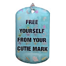 My Little Pony Equality Series 2 Dog Tag