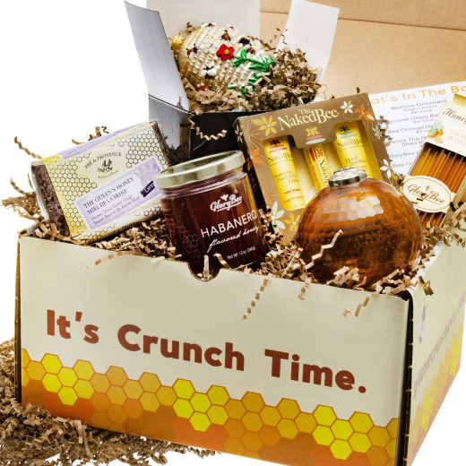 glitter crunch box subscription box