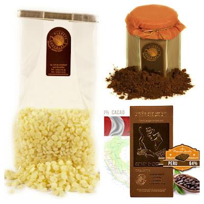 Schokoladen-Set Planète Chocolat