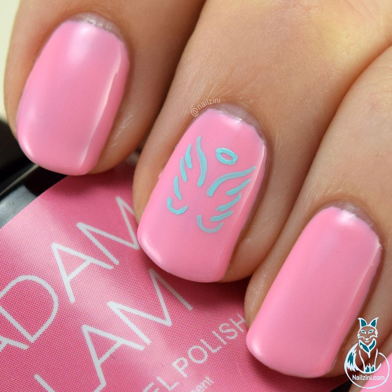 Madam Glam Pastel Gels Review | Nailzini: A Nail Art Blog