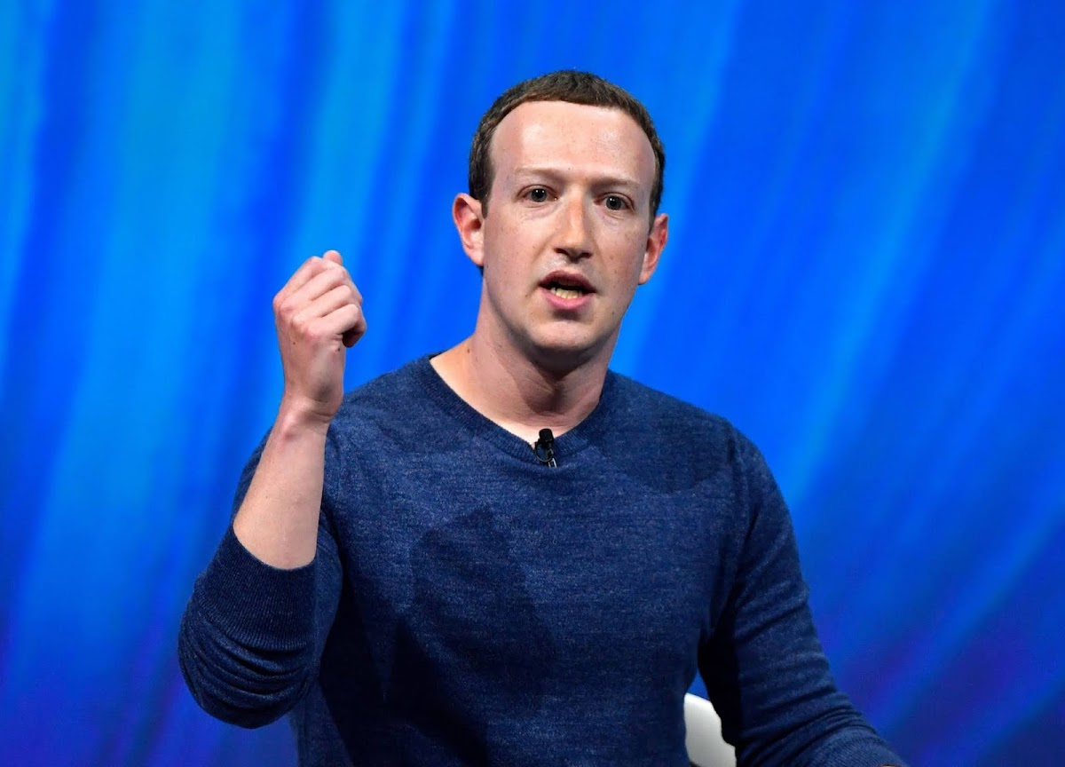 Facebook can be divided into two spaces by 2024, according to Mark Zuckerberg