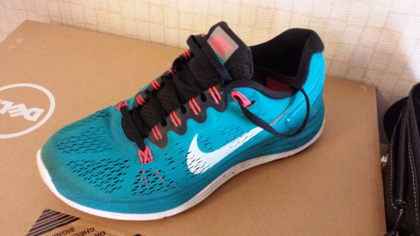 separation shoes 35552 76584 ... where can i buy nike lunarglide 5 my current training shoes window  shopping at finish line ...