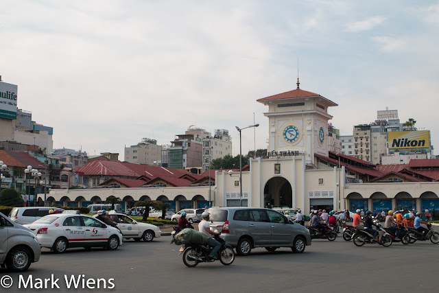 Ben Thanh Market HCM