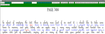 image to text proof reading software