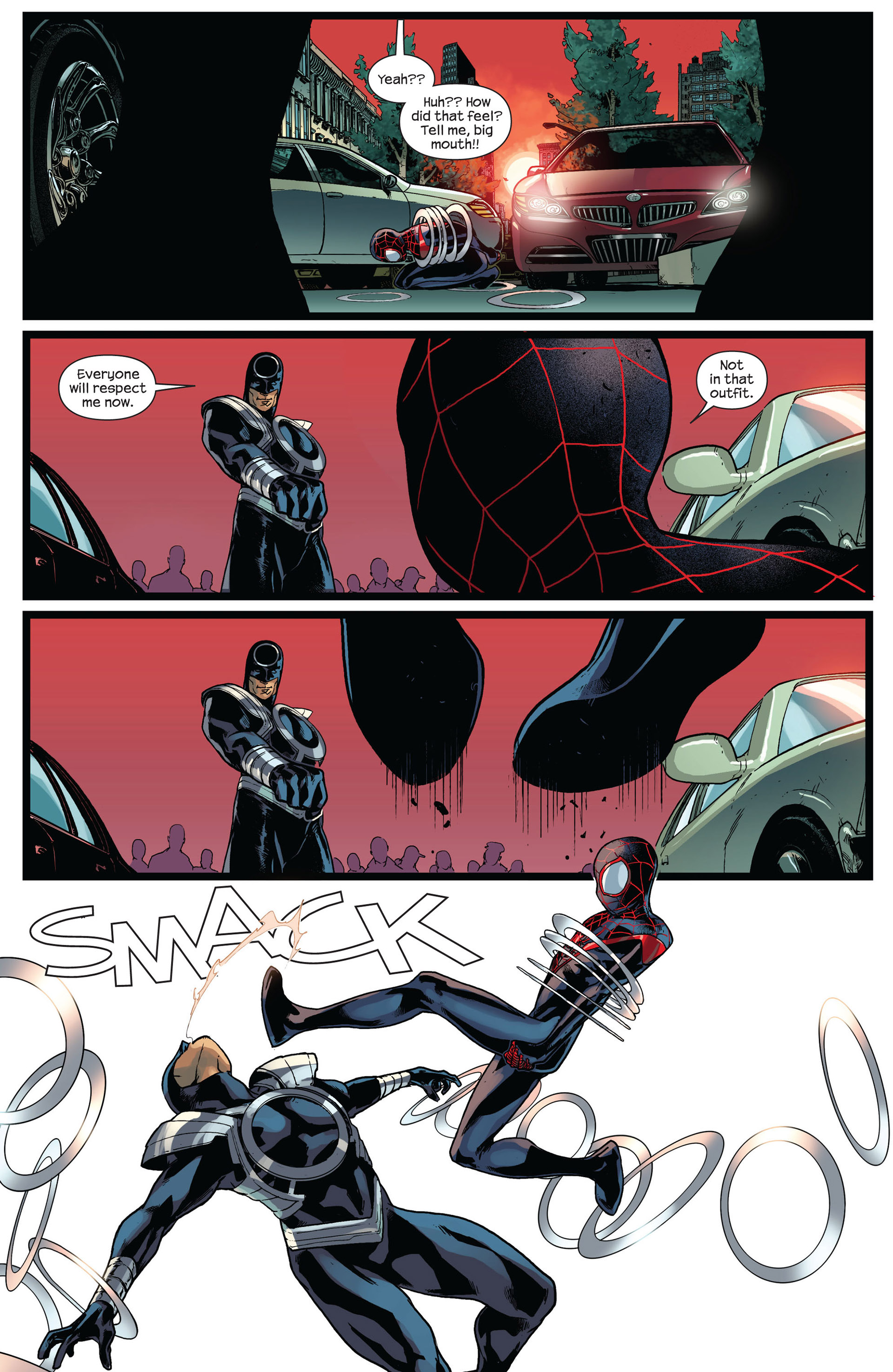 Read online Ultimate Comics Spider-Man (2011) comic -  Issue #8 - 21