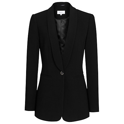 Reiss Reed Shawl Lapel Blazer