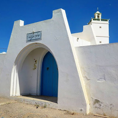 Mezquita en Djerba