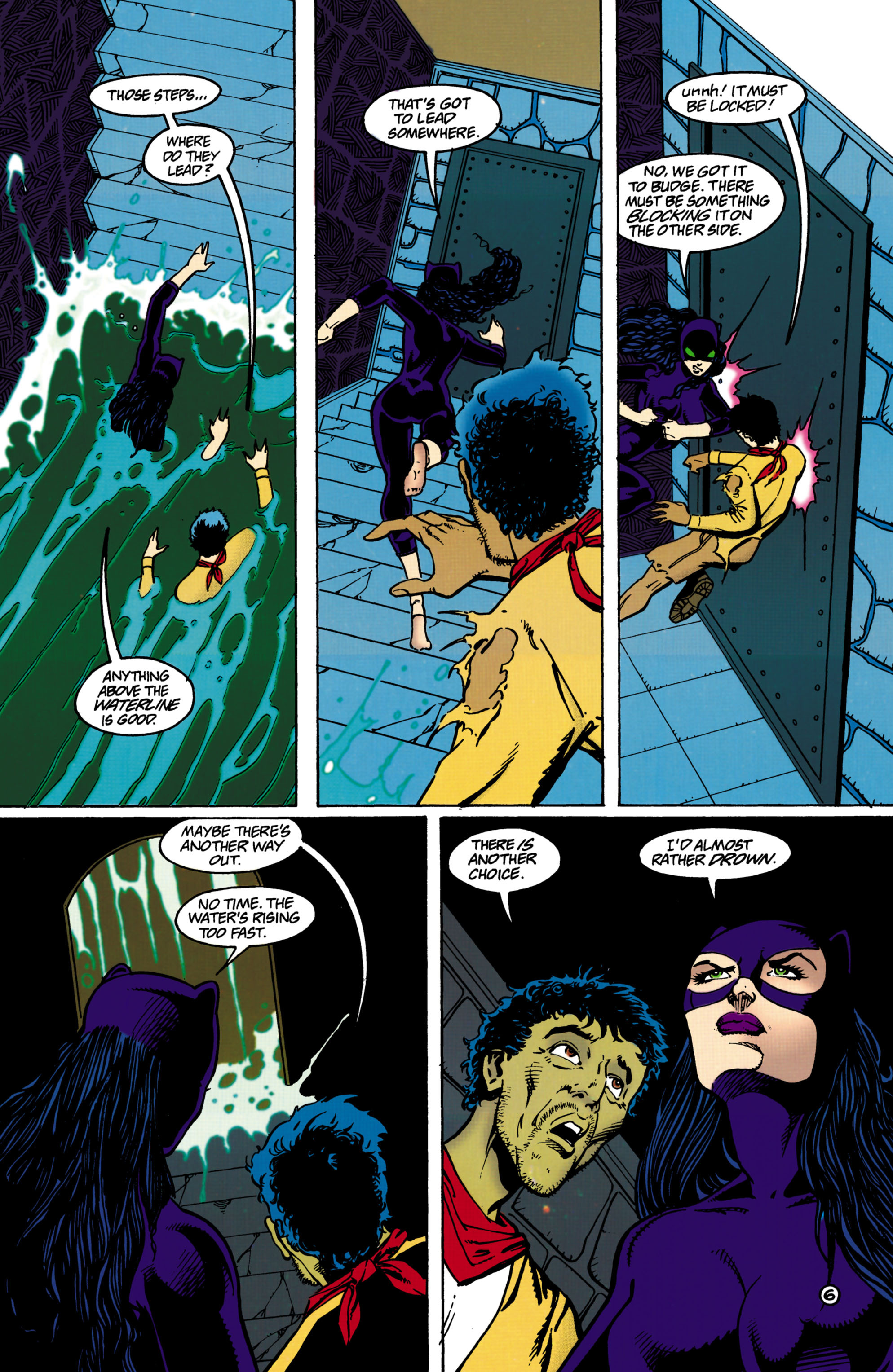 Catwoman (1993) Issue #36 #41 - English 7