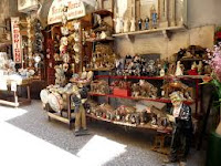 Visitare i mercatini di Natale in Campania: Napoli, esposizione Natale 2015