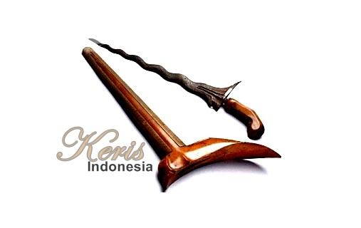 keris bersejarah di Indonesia