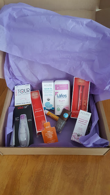 M² Brand Management  Blogger Box ~ Acure, Weleda, The Green Beaver Company & More!