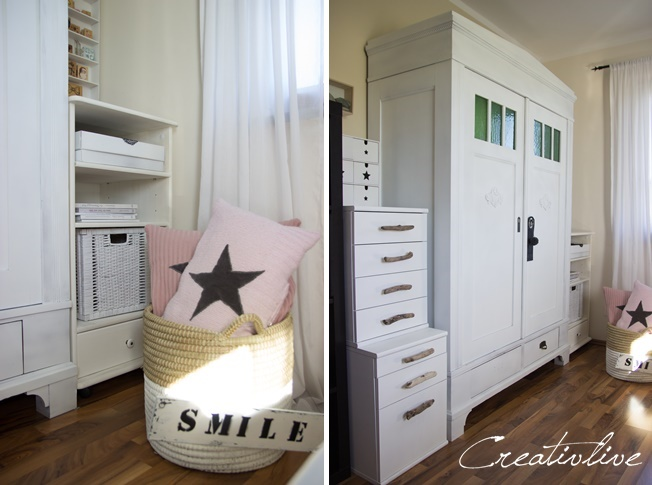 endlich alles wei creativlive. Black Bedroom Furniture Sets. Home Design Ideas