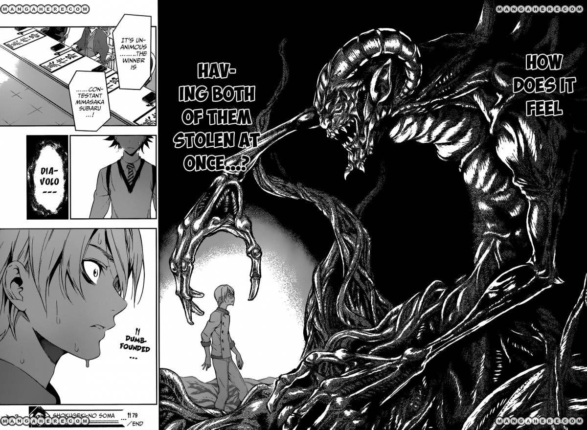 Shokugeki no Soma - Chapter 87