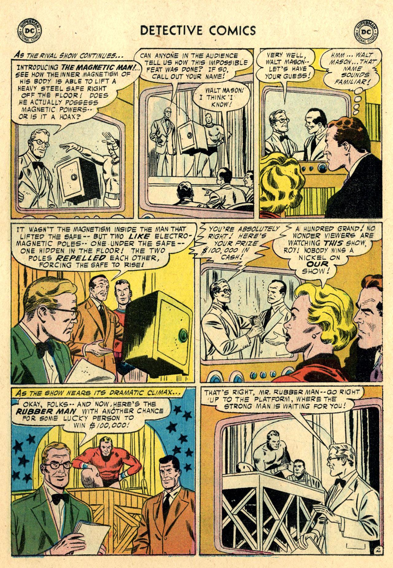 Read online Detective Comics (1937) comic -  Issue #239 - 18