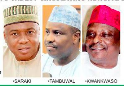 PDP Set To Change Name? To Bring Back Saraki, Kwankwaso, Other Big Names