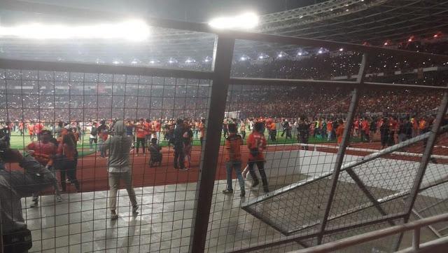 Semboyan 'Ayo Jaga GBK' yang Tinggal Semboyan
