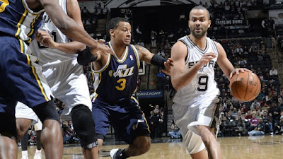 Utah Jazz vs San Antonio Spurs
