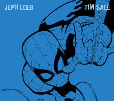 Spider-Man Azul, de Jeph Loeb y Tim Sale