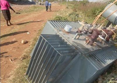 transformer thieves umuahia abia state