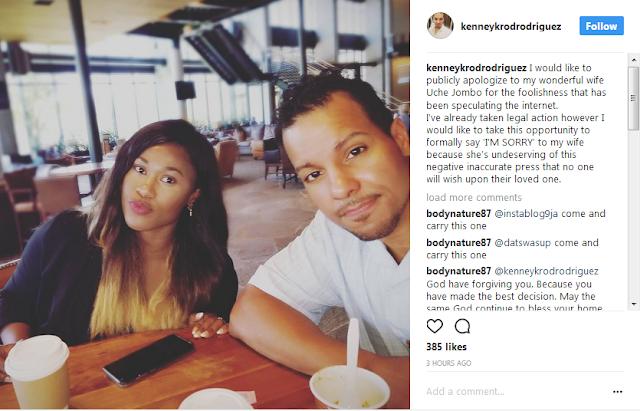 Uche-Jombo-and-husband-Kenney-Rodriguez-2017-bishopikediblog