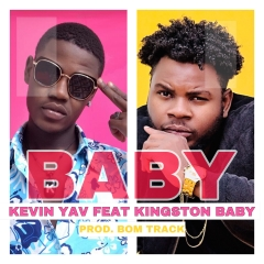 Kevin Yav feat. kingston Baby - Baby (Afro Beat)