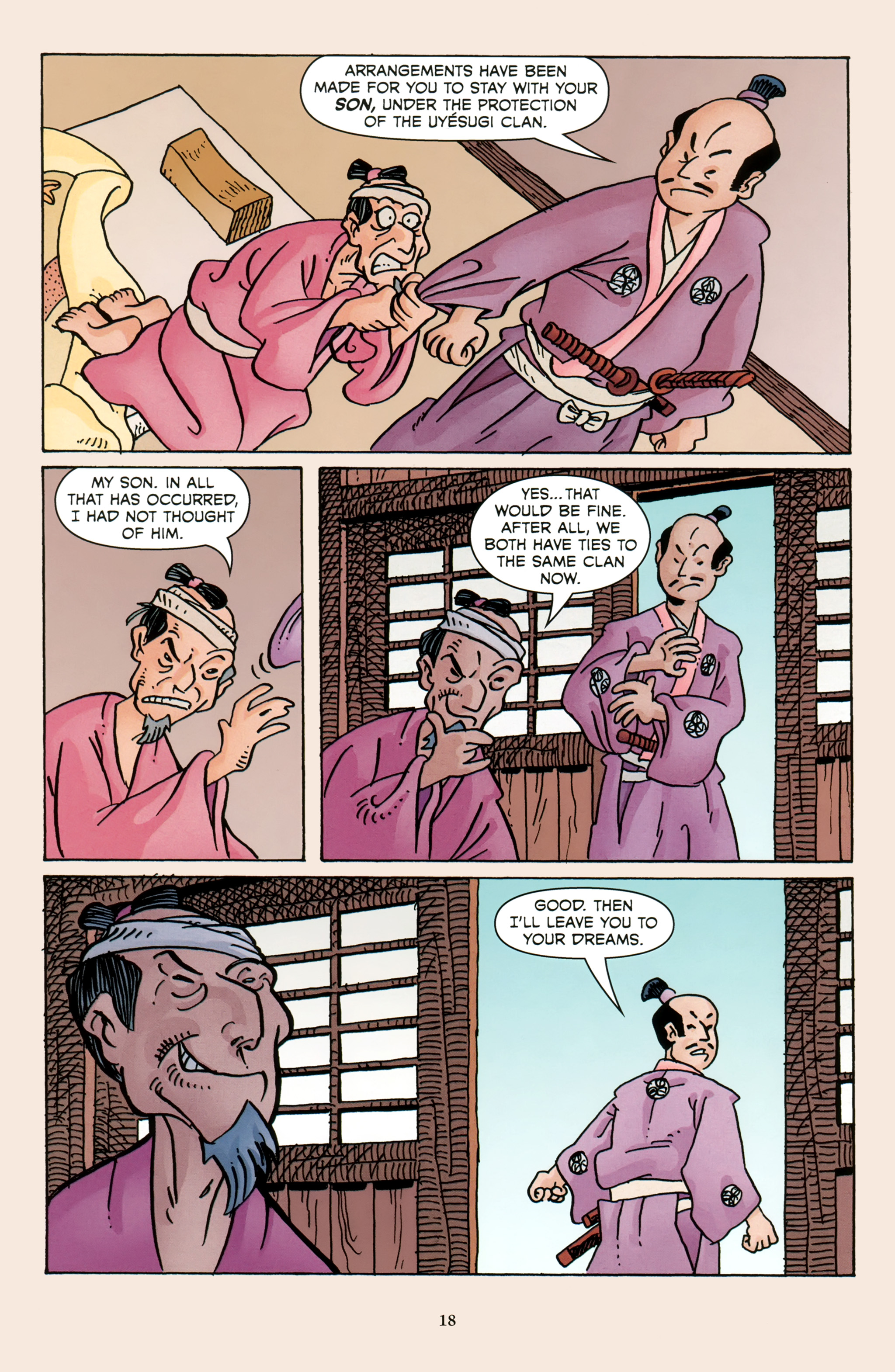 47 Ronin 2 Page 19
